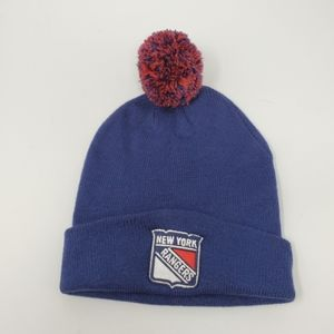 NHL New York Rangers Men's Knit Hat